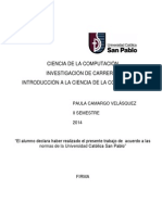 Carreras de Computacion en Peru