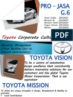 Toyota Corporate Culture FINAL_Group 6