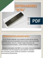 Microcontroladores Intel Memo