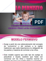 Modelo Permisivo Presentacion