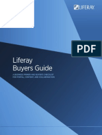 Liferay Buyers Guide