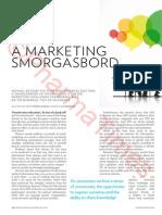 Marketing Smorgasbord