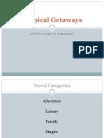 Sb-Tropical Getaways Design