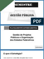 4º Semestre Gestão Pública 21-08-2014