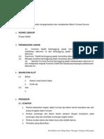 Contoh Instruksi kerja mesin suncue 1