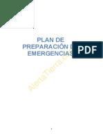 Plan de Preparacion de Emergencias