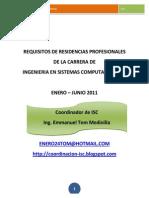 47560293 Requisitos de Residencias Profesionales