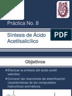 Seminario Acido Acetilsalícilico