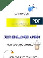 Calculos de Iluminacion