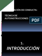 Tecnica de Autoinstrucción