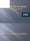 Is there actually any recession in India? - By, Anupam & Monika