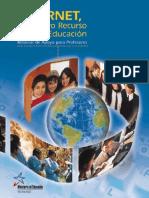 Internet Un Nuevo Recurso Para La Educacion