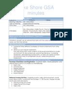 Meeting Minutes 5-28-13