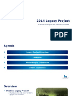 Final Legacy Presentation
