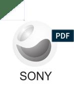 Graphic Sony