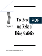 Chapter 01 Benefits and Risks