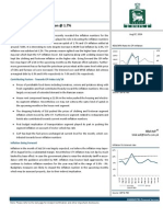 Economic Update 07 Aug 14