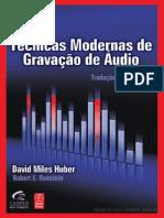 Técnicas Modernas de Gravação de Áudio