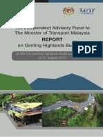 Independent Panel Report FINAL 27Jan2014