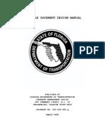 Flexible Pavement Manual