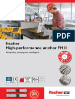 Fischer Anchor Bolt