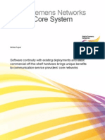 Open Core System Technical White Paper