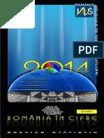 Romania in Cifre 2014