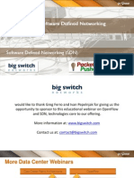 3 - Software Defined Networking