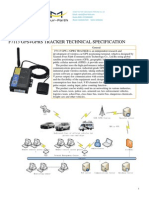 F7113_GPS+GPRS_TRACKER_TECHNICAL_SPECIFICATION