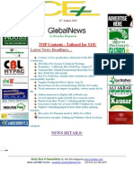 21st August,2014 Daily Global Rice E-Newsletter by Riceplus Magazine