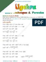 Algebra 20short 20techniques 20and 20formulas 2013 130609233634 Phpapp02