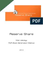 Reserve Share White Paper