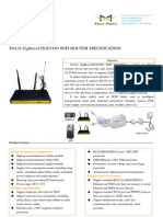F8A34_ZigBee+LTE&EVDO_WIFI_ROUTER_SPECIFICATION