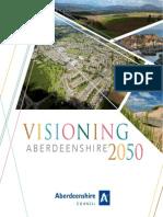 Visioning Aberdeenshire 2050