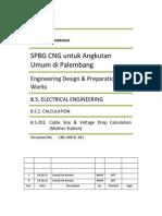 Cng-000-El-011 Voltage Drop Calculation (Ms) r1