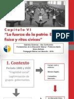 Ana y Gabriela - La fuerza de la patria, Educación física y Ritos cívicos.pdf