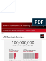 4541-Role of Diameter in LTE Roaming Interoperability