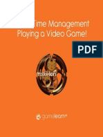 Time Management Skills Game Based Learning