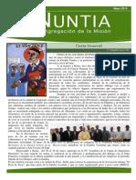 NUNTIA - Mayo 2014 (Español)