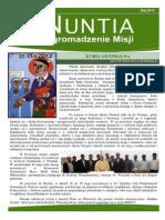NUNTIA - maj 2014 (polski)