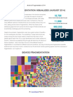 2014 08 Fragmentation Report