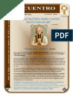 Boletín de Agosto de 2014 del DIMI - El sacerdocio