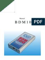 Bdm100 Manual Eng