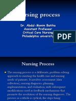 The Nursing Process2