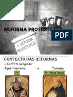 Reform a Protestant e