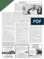 Peavine receives grant