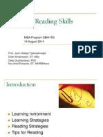 Effective Reading Skill