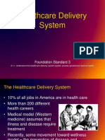 3 PP Healthcare Delivery System