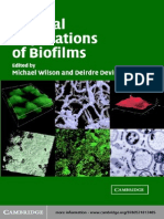 Wilson_Medical Implications of Biofilms