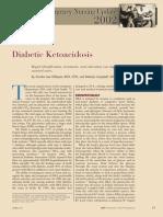 Diabetic Ketoacidosis Rapid Identification,.4
